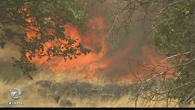 Fire destroys homes, prompts evacuation in Lake County