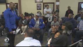 Finding common ground: Barbershop discussion on race