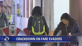 BART's new crackdown on fare evaders shows positive results