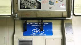 BART to add bike straps to trains after 'positive feedback' from riders
