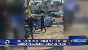 Vallejo officer placed on leave back on the job, but with limited duties