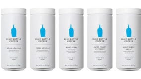 Blue Bottle Coffee recalls Coffee Cans due to faulty lids