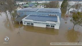 Businesses struggle to reopen in Sebastopol after flooding