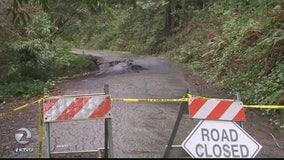 Storm brings N. Bay mudslides