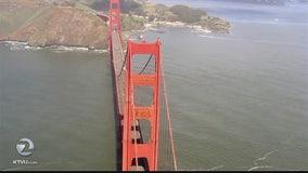 Demonstrators say they won't disrupt traffic on Golden Gate Bridge