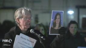 Grateful Dead's Phil Lesh holds gun violence vigil in San Rafael