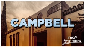 Campbell: Original home to eBay, started with apples