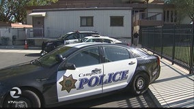 17-year-old girl suspected in Campbell stabbings surrenders to police