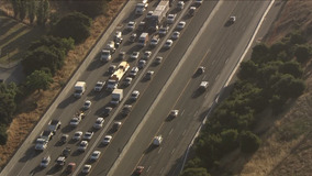 Roadways now open after crashes snarled morning commute