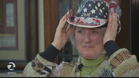 Bay Area woman receives tickets to Trump's inauguration ball & parade