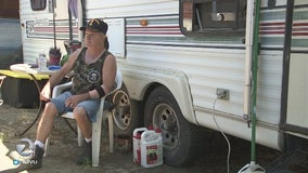 Formerly drug-addicted, homeless veteran finds stability in Antioch RV park, now faces eviction