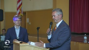 Alameda County sheriff discusses immigration policy
