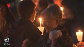 Vigil held for Napa homicide victim