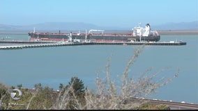 Coast Guard says 2nd oil sheen found in North San Pablo Bay