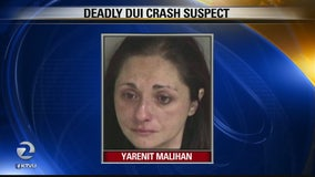 Woman arrested in deadly DUI crash had prior DUI