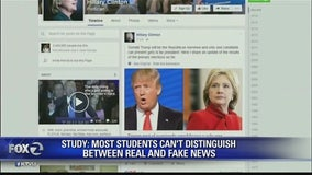 Stanford study examines fake news