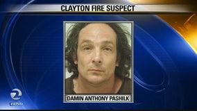 Suspected arsonist had been under suspicion