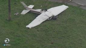 Plane crash in Concord kills 1