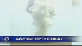 America's Longest War: USF's Dr. Stephen Zunes on the massive bomb dropped in Afghanistan