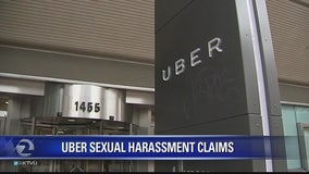 Uber looking into sex harassment claim