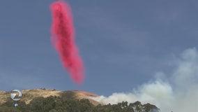 Orinda grass fire signals what could be beginning of long fire season