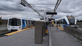 E-BART extension from Pittsburg-Bay Point to Antioch opens for passenger service
