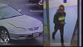 Police: Woman intentionally strikes numerous people with car at Union City Walmart