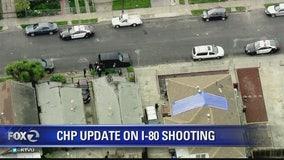 I-80 freeway shooting: CHP update