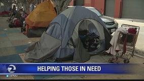 Season of Giving: Helping the needy