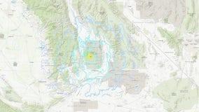 Magnitude 5.0 earthquake strikes just north of Ridgecrest