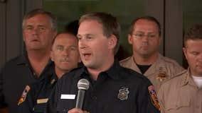 Lake County arson suspect arrested, 40-YO man faces 17 counts