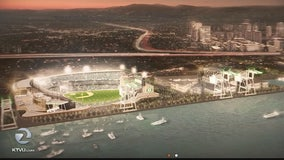 Waterfront stadium coming to Oakland?