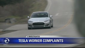 Tesla factory working condition complaints surface