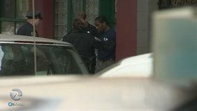 SFPD officer critically injured by suspect's fleeing vehicle, man in custody