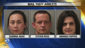 Mountain View mail theft ring busted