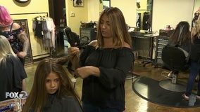 Hairstylists donate tips to Hurricane Harvey victims