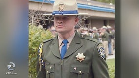 Fallen CHP officer's funeral set for Saturday