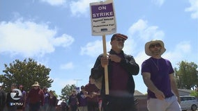 State schools superintendent may join at the bargaining table as teachers' strike continues