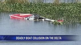 One killed, five injured in Delta boat crash