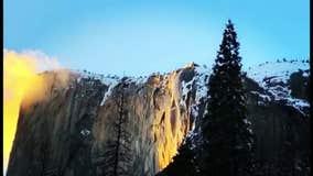 How to see Yosemite's stunning 'firefall' phenomenon this year