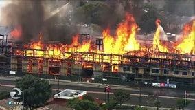 Investigation closed into cause of condo construction site fire in Santa Clara
