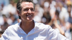Gavin Newsom elected California governor