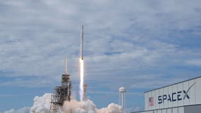 SpaceX launches 60 more mini satellites for global internet coverage