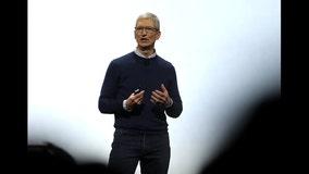 Apple CEO faces tough questions about app store competition