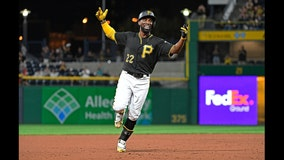 Reports: Giants to acquire center fielder Andrew McCutchen from the Pirates