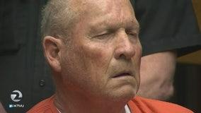 Motions hearing for Golden State Killer case