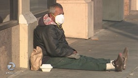 Santa Clara County reports sheltering of all homeless with COVID-19