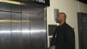 Elevator Up: BART partnership program helps man transition back into society