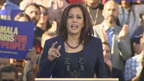 Harris exit points to hurdles facing minority candidates