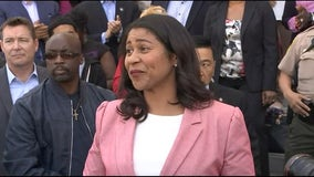 San Francisco Mayor London Breed declares local emergency to shelter Kincade fire evacuees